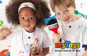 Spielzeug, Kindermode, Babyartikel, Kinderbücher und vieles mehr. Mit über 100.000 Artikeln erfüllt myToys.de große und kleine Kinderwün...