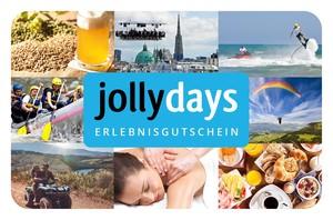 Jollydays Geschenkcode