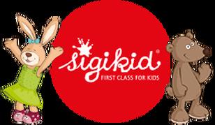 sigikid: Seit über 50 Jahren ist die beliebte Kindermarke in Kinderzimmern zu Hause. Fantasievolles Design, hochwertige Verarbeitung und...