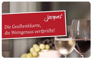 Jacques' Wein-Depot 25EUR Geschenkcode