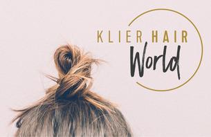 Herzlichen Willkommen in der Klier Hair World. Dein Haar ist Dein Statement und es beginnt mit einer guten Pflege, dem richtigen Styling...