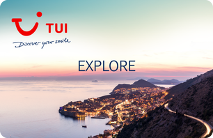 Whether it's an anniversary, a wedding, a birthday, or Christmas – a TUI eGift is the perfect gift. This eGift can be used as full or pa...