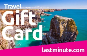 The new lastminute.com Travel Gift Card:  One gift card. Millions of combinations. With the lastminute.com travel gift card your custome...