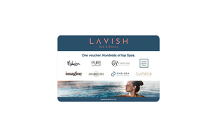Lavish Spa vouchers offer a portfolio of spas and beauty salons, including many well-known locations such as PURE Spa, Malmaison, Lumini...