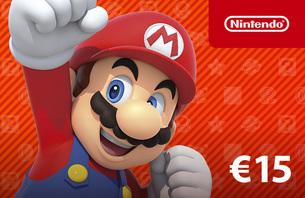 Zaubere deinen Freunden, deiner Familie oder dir selbst mit einer Nintendo eShop Card ein Lächeln aufs Gesicht! Eine Nintendo eShop Card...