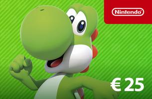 Zaubere deinen Freunden, deiner Familie oder dir selbst mit der Nintendo eShop Card ein Lächeln aufs Gesicht!  Dies ist das perfekte Ges...