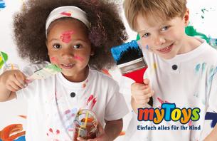 Spielzeug, Kindermode, Babyartikel, Kinderbücher und vieles mehr. Mit über 100.000 Artikeln erfüllt myToys große und kleine Kinderwünsch...