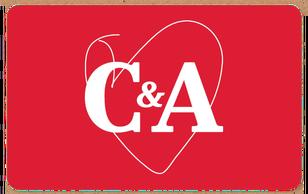 Die digitale C&A-Geschenkkarte zum bargeldlosen Einsatz für Ihren Einkauf in allen deutschen C&A-Filialen.  Mit dem Kartenguthaben kann ...