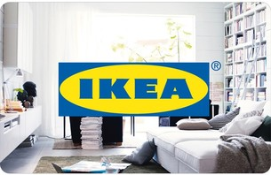 Mit dieser kleinen digitalen IKEA Geschenkkarte machst du den wichtigsten Platz der Welt noch ein bisschen schöner: Denn bei IKEA findes...