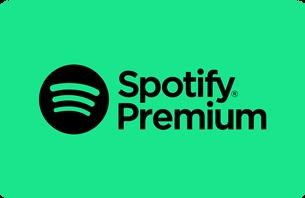 Spotify 60EUR Geschenkkarte