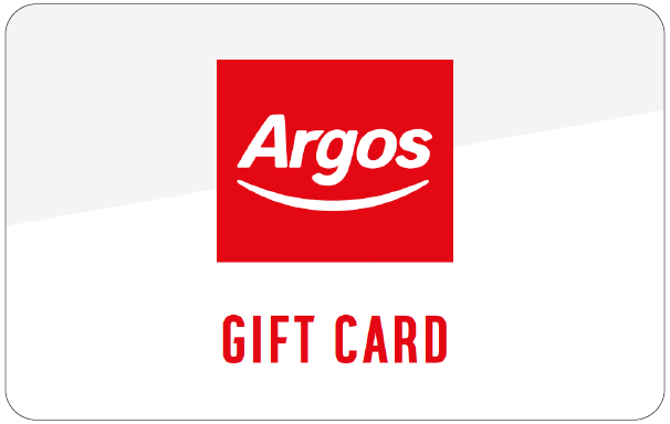 Over 60,000 products, 1 eGift Card.  Argos. You're good to go.  Whatever you need, whoever it's for, you'll find it at Argos. From tech ...