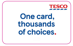 Whatever the reason, whether it's a birthday gift or a little thank you, a Tesco Gift Card allows that certain person to choose whatever...
