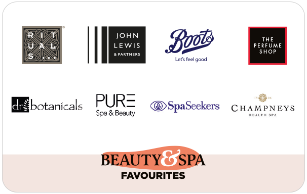 Make the spa lovers and beauty gurus in your life look and feel divine with our Beauty & Spa Favourites Gift Card. Whether your loved on...