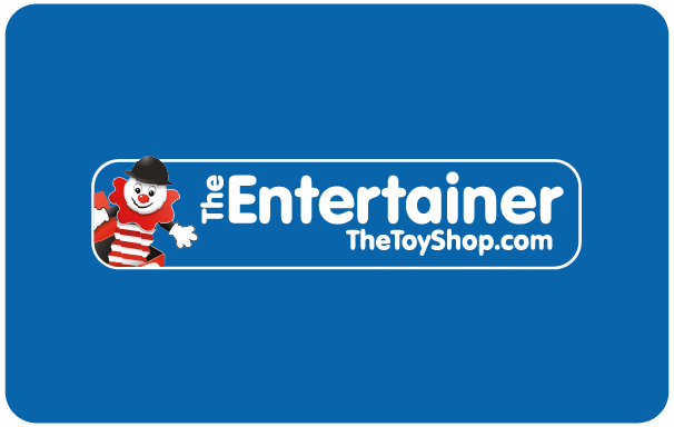 With 30 years experience in the retail industry, there's not much The Entertainer doesn't know about toys. The Entertainer are experts i...