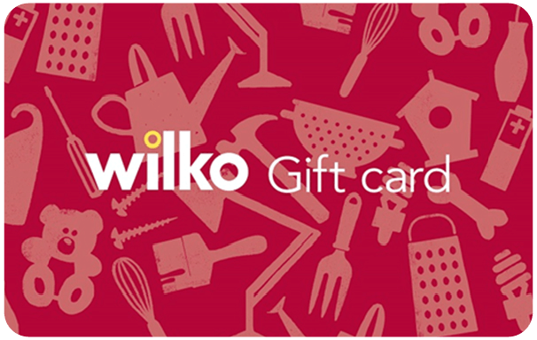 Wilkinson have over 350 stores and more than four million people visit every week.  These gift cards can be used to make purchases in st...